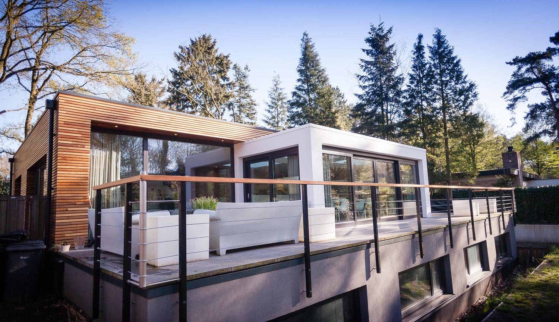 nieuwbouw bungalow